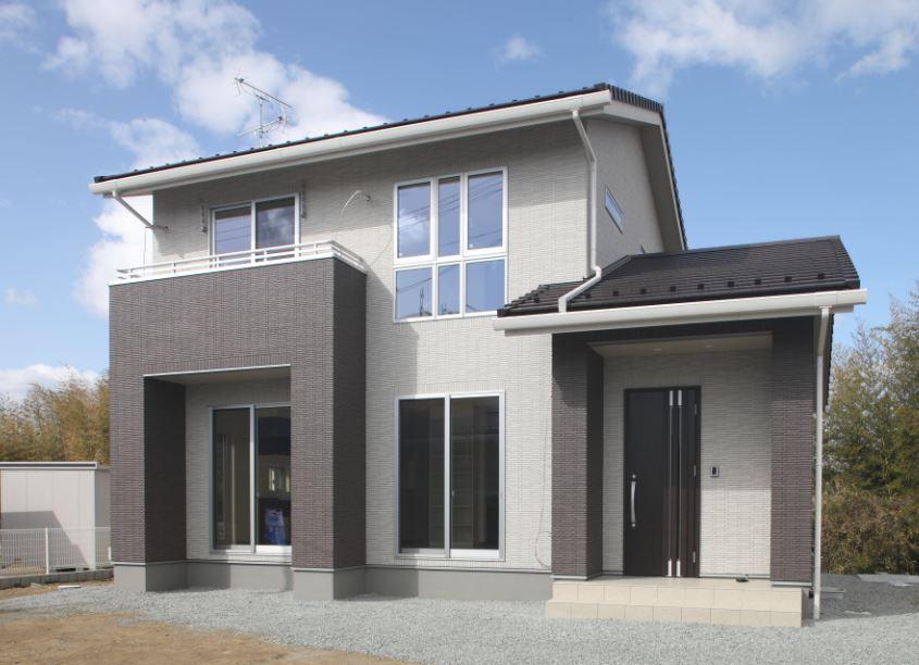 シンプルで住み心地の良い家