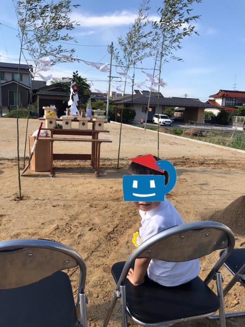T様邸 地鎮祭
