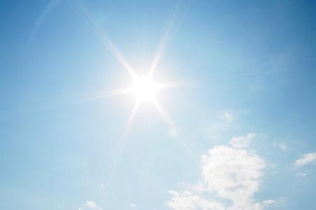 本日の福島市の気温は28℃です...